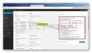 Как установить счетчик на сайт от LiveInternet