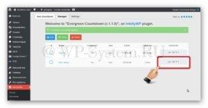 Циклический и фиксированный таймер в WordPress