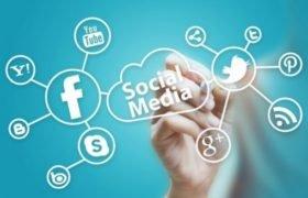 Урок №5. Подключение кнопок социальных сетей.