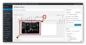 Zoom в WordPress для изображений с помощью плагина