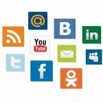 Передача в социальные сети определённой информации. Урок 40.